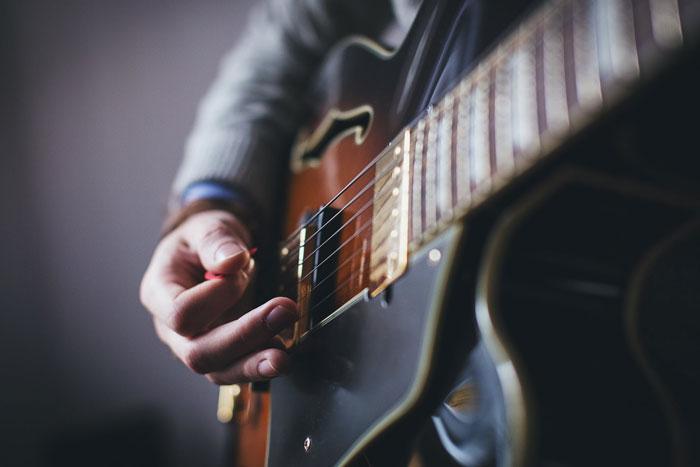 カッコいいギター